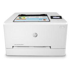 惠普/HP Color LaserJet Pro M254nw彩色激光打印机 白