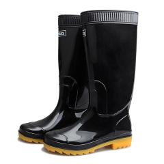 回力/Warrior 807  雨靴高筒耐磨防滑工作鞋 高筒