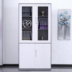 国产  HC-W-67花辰精品文件柜窄边拆装大器械柜玻璃柜1850*900*400大器文件柜 其它