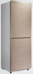 美的(Midea)BCD-186WM 186升 风冷无霜 小型家用 冷藏冷冻 节能 保鲜 两门 双门 电冰箱 爵士棕 爵士棕 双门式 186
