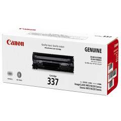 佳能/Canon CRG-337 硒鼓 黑