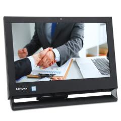 联想一体机电脑启天A7400 i3-7100 4G 1TB DVD刻录 Win10 串口 19.5英寸商务办公一体 支持Win7 A7400 I3-7100/4G/1T/DVDRW/WIFI/WIN10 4G 19.5 1T I3-7100 集显