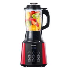 大宇/DAEWOO韩国 加热破壁机家用1.2L 辅食机 料理机 榨汁机 豆浆机 DYPB-254 红