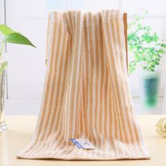 金号 GA1047A 毛巾/面巾/方巾 黄色单条 单条装 GA1047A