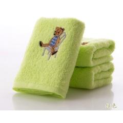 金号 T1055H 毛巾/面巾/方巾 浅绿色 单条装 T1055H