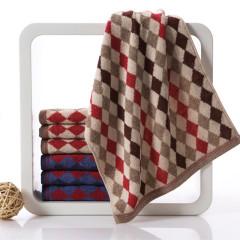 金号 G1745 毛巾/面巾/方巾褐色 单条 单条装 G1745