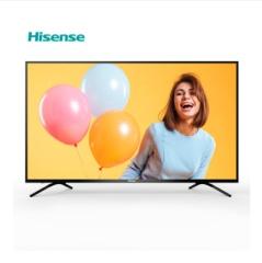 海信/Hisense HZ43A55 43英寸 4K HDR 超薄机身 AI人工智能电视 黑 3840×2160