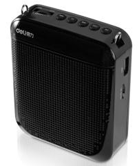 得力/deli 51051 扩音机 小蜜蜂扩音器教师专用黑