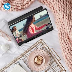 惠普/HP 14-DH0007TU 笔记本电脑 翻转触控微边框IPS屏 银色 1 1