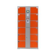 圣昂 ZNG-012智能存包柜电子密码锁指纹锁12门超市学校储物柜