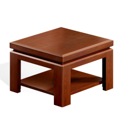 圣昂/SHENGANG  F9C总裁系列 油漆班台/主管桌办公桌真皮大班椅会议椅茶几书柜沙发 FQ-9C方几