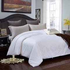 天堂美绸 350 蚕丝被 颜色分类 产品尺寸(长*宽) (cm) 适合床尺寸