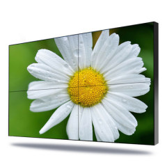 金视野 100寸1.8mm拼缝液晶拼接屏高清大屏幕监控显示电视墙