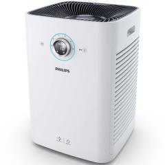 飞利浦(PHILIPS) 空气净化器家用除甲醛雾霾PM2.5过敏原6000系列AC6710/00 除过敏原 除细菌 病毒