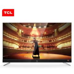 TCL 60C2 60英寸 4K·HDR 哈曼卡顿音响 34核超高清安卓智能LED电视(黑)