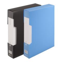齐心/Comix  PF80AK-1 超省钱大容量资料册 A4 80袋外壳