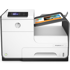 惠普/HP PageWide Pro 452dn 彩色A3系列双面打印页宽高速企业级打印复合机 灰