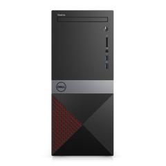 戴尔/Dell V3670-R1329RB 台式电脑 SE2218HV显示器 黑 4