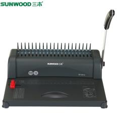 三木/Sunwood SZ9012  梳式装订机 灰