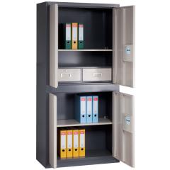 国保/GUUB SWK2990  保密文件柜 通过国家保密测评中心认证 金属 钢